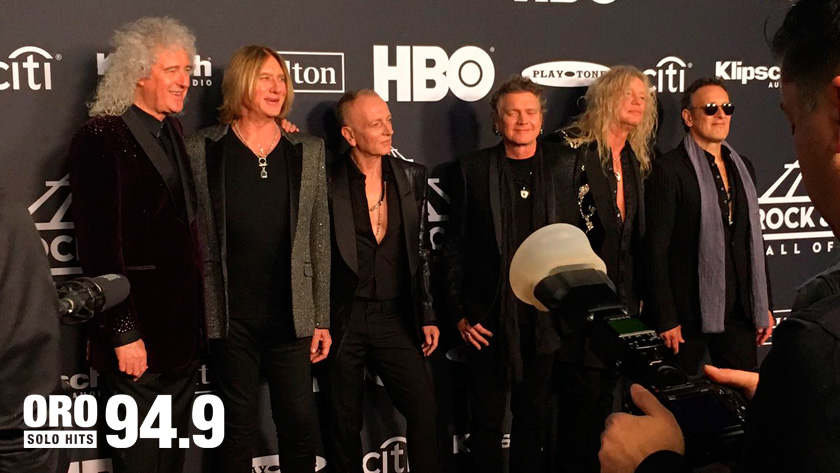 Def Leppard, Radiohead y The Cure ya son parte del Rock & Roll Hall of Fame
