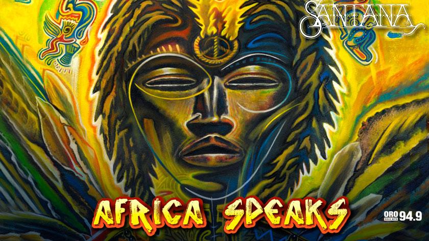 "Santana estrena su nuevo álbum ""Africa Speaks"""
