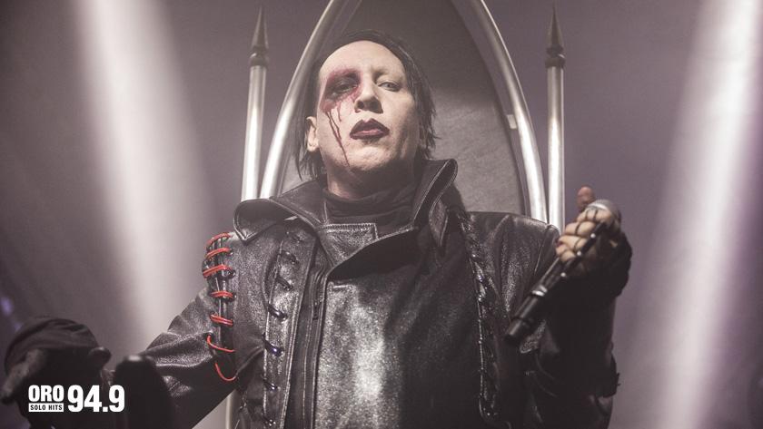 ¿Te imaginas a Marilyn Manson y Stephen King juntos en una serie?