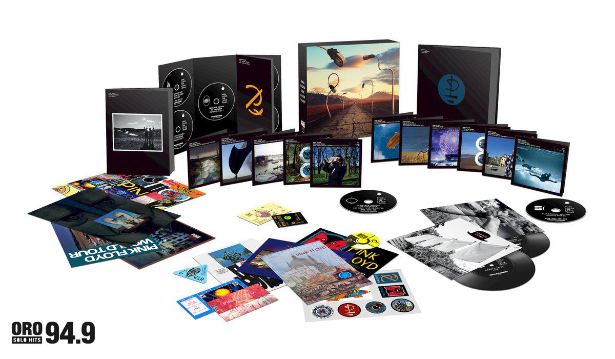 """""""The Later Years"""" la última etapa discográfica Pink Floyd llegará en noviembre"""