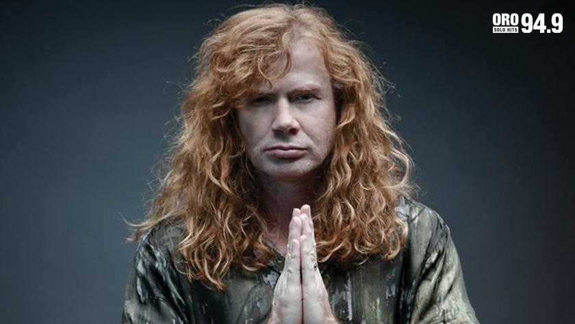 Dave Mustaine apuesta victoria contra el cáncer y anuncia regreso de Megadeth en 2020