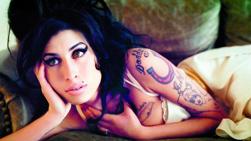 Lanzarán nuevo documental de Amy Winehouse 'Back To Black'