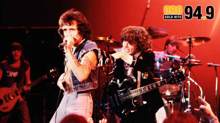 Oro Hits Legends; Bon Scott