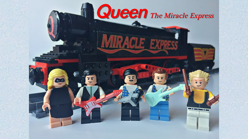 Lego lanzaría figuras de Queen en su video Breakthru