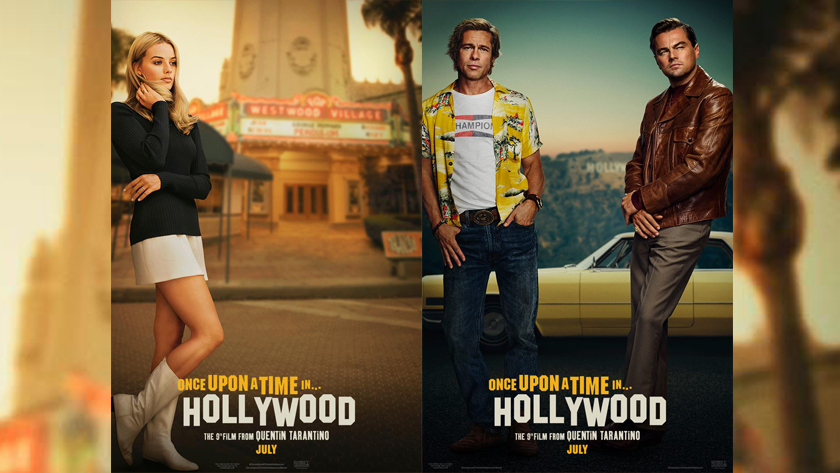 "Este es el primer tráiler de ""Once Upon a Time in Hollywood"""