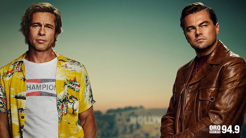 "Revelan primer poster de ""Once Upon a Time in Hollywood"", de Tarantino"