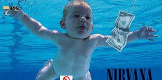 El bebé de Nirvana creció y demando a la banda