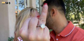 Britney Spears está comprometida