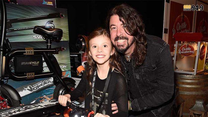 """Papá, ¿cómo era Kurt Cobain?"" preguntó la hija de David Grolh"