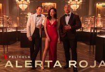 """Llega el primer avance de """"Alerta Roja"""" de Netflix"""