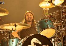 "David Grohl vuelve a tocar ""Smell Like Teen Spirit"" con la voz de Kurt Cobain de fondo"