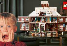 """LEGO se inspira en """"Mi Pobre Angelito"""" para lanzar set navideño"""