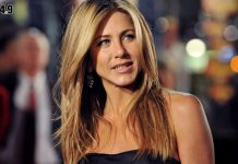 Jennifer Aniston muestra cómo usar negro está temporada